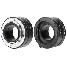 Meike MK-C-AF3A Macro Auto Focus Extension tube For Canon M Mount Mirrorless UK