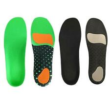 Footful Orthotic High Arch Support Heel Pad Insoles Flat Foot Support Comfort