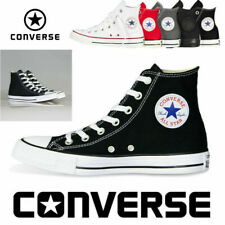 Converse All Star Men Womens High Hi Tops Unisex Chuck Taylor Trainers Pump Shoe