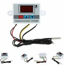 Microcomputer Temperature Controller  Micro Digital Thermostat High Precision
