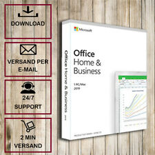 Office 2016/2019 H&S - H&B - 32&64 Bits - Versand per E-Mail