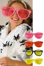 RIESENBRILLE SONNENBRILLE SCHERZARTIKEL PARTY CLOWN GAG