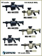 ZYTOYS 1/6TH SCALE MGL AVAILABLE IN 6 DIFFERENT VARIATIONS