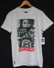 "ACTUAL FACT KANYE WEST &  JAY Z WATCH THE THRONE ""YOUR PICK"" HIP HOP TEE T SHIRT"