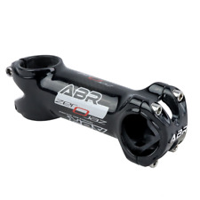 "ABR Zero C Carbon Wrap Handlebar Stem 3D 6061 T6 Size: 1"" 1/8"" - 31.8mm BLACK"