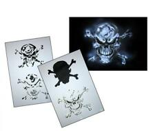 Step by Step Airbrush Schablone AS-063 ~ Tattoo Stencil ~ UMR-Design