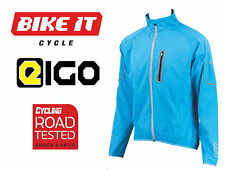2016 EIGO MISTRAL WINDPROOF CYCLING JACKET SKYBLUE MOUNTAIN BIKE ROAD MTB JACKET