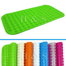High Quality Large Strong Suction Anti Non Slip Bath Shower Mat - Foot Massage