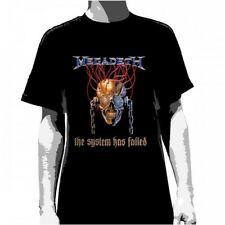 OFFICIAL Megadeth - The System Has Failed T-shirt NEW Licensed Band Merch ALL SI