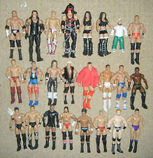 WWE MATTEL BASIC ELITE SERIES ACTION WRESTLING FIGURE RINGSIDE EXCLUSIVE WWF TNA