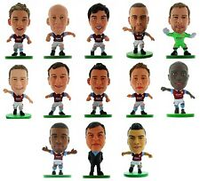 OFFICIAL FOOTBALL CLUB WEST HAM UNITED SoccerStarz Figuras Todo Jugadores Starz