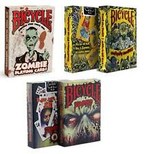 BICYCLE PLAYING CARDS ZOMBIE EVERYDAY ZOMBIFIED MAGIC TRICKS AIR CUSHION FINISH