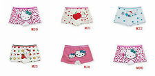Latest Lovely Sweet Baby Kids Girls Cartoon Childs Boxer Shorts Underwear
