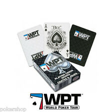 Carte da gioco World Poker Tour - WPT
