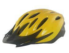 NEW ARINA URBANO CYCLE HELMET - CYCLING BIKE MTB BICYCLE  - FLUORO HI-VIS YELLOW
