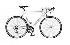 Viking Elysee Ladies Alloy 700C 14 Speed STI Road Racing Bike Bicycle White