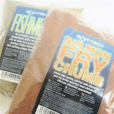 FTD - BAIT-TECH 500g Additive Bags Salmon Fry Crumb &or Fishmeal - Grounbait Mix