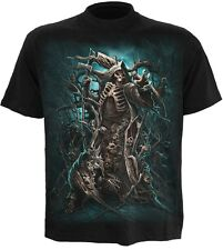 Spiral Forest Reaper T Shirt Tee Top Zombie Monster Death Gothic #3221 626