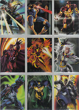 MARVEL FLAIR ANNUAL 94 SINGLE POWERBLAST CARDS
