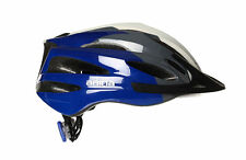 NEW ARINA QUEST CYCLE HELMET - ADULT BLUE WHITE - ROAD MTB BICYCLE CYCLING BIKE