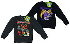 Boy's Skylanders Swap Force Spyro Magna Charge Sweatshirt Top 6 8 10 12 Yrs NEW