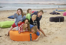 BIG HUG HUDDLE ECO FRIENDLY INDOOR/OUTDOOR ROUND BEAN BAG MANY COLOURS RRP£200