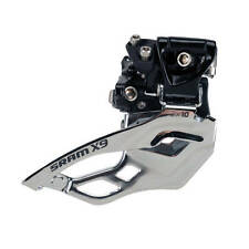 SRAM X9 FRONT DERAILLEUR/MECH 2X10 HIGH CLAMP/DIRECT HIGH MOUNT - DUAL PULL