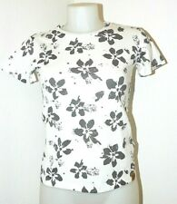 PENN-RICH by WOOLRICH T SHIRT DONNA COTONE Tg XS S M L STAMPA FIORI