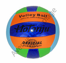 Ballon volley volleyball beach volley Taille / poids officiel touché souple neuf