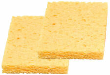 Soldering Iron Universal Replacement Sponges Solder Iron Tip Welding Clean Pads
