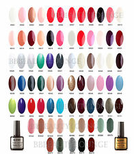 BLUESKY GEL NAIL POLISH UV LED SOAK OFF STANDARD RANGE 10ML FREE P+P 805