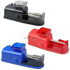 Electric Automatic Cigarette Injector Rolling Machine Tobacco Maker Roller New