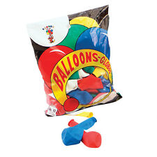 100 OF PARTY BALLOONS MODELLING QUALATEX FOR FUN FANCY DRESS PARTY ACCESSORY
