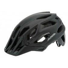 Alpina Garbanzo Gents Enduro MTB Road Bike Bicycle Safety Helmet 2 Sizes Black