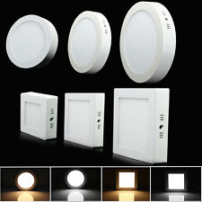 9W/15W/21W Dimmable Led Panel Ceiling Light Surface Mounted Downlight lighting