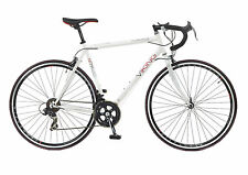 2016 Viking Phantom Gents 700C 14 Speed Road Racing Bike Bicycle Drop Bars White