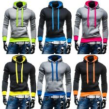 BOLF Men's Pullover Sweat Hoodie Sweatshirt Hooded Men MIX 1A1 Hoodie
