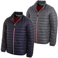 Tommy Hilfiger Golf Mens Nigel Quilted Jacket Lightweight Thermal 36% OFF RRP