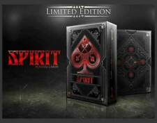 Spirit Playing Cards - White Gold, Bicycle Blue Silver, Limited Edition Black