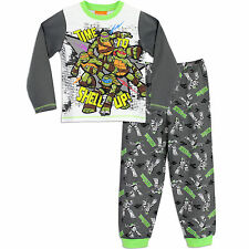 Teenage Mutant Ninja Turtles Pyjamas | Boys Teenage Mutant Ninja Turtles PJs