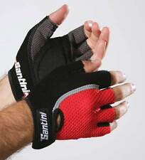 Santini Gel Cycling / Bike Gloves / Mitts