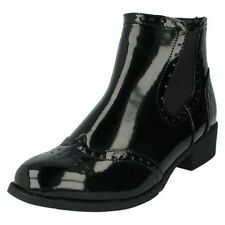 Mujer Spot On Botines LABEL f50485