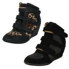 Mujer Spot On Botines LABEL f50019