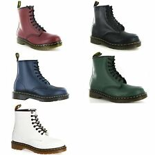 Dr.Martens 1460 8 Eyelets Leather Womens Boots
