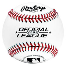 Rawlings OLB3 Official League Recreational 9-Inch Baseball