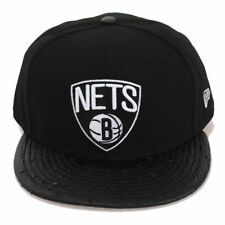 New Era 59fifty Brooklyn Nets Reptiles Mix Negro Gorra Visera Plana Ajustada