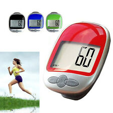 Digital LCD Waterproof Run Step Multi Pedometer Walking distance Calorie Counter