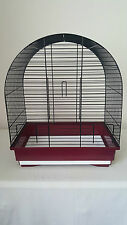 Bird Cage perfect for Canaries Budgies Finches Parrot with Feeder and Seat Bird