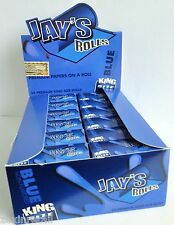 JAYS PREMIUM KING SIZE ROLLING PAPER ON A ROLL - 15m Long! - Same Day Despatch