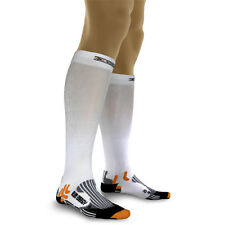 X Socks Run Energizer Long Mens Underwear Sports - White All Sizes